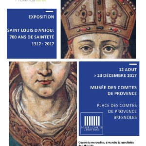Exposition saint louis d'anjou
